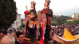 processione santi cosma e damiano