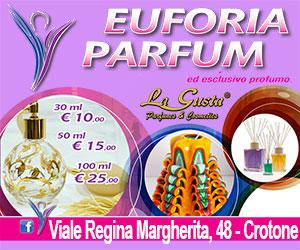 EUFORIA PARFUM CUBO