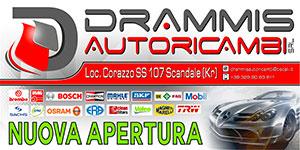 DRAMMIS AUTORICAMBI
