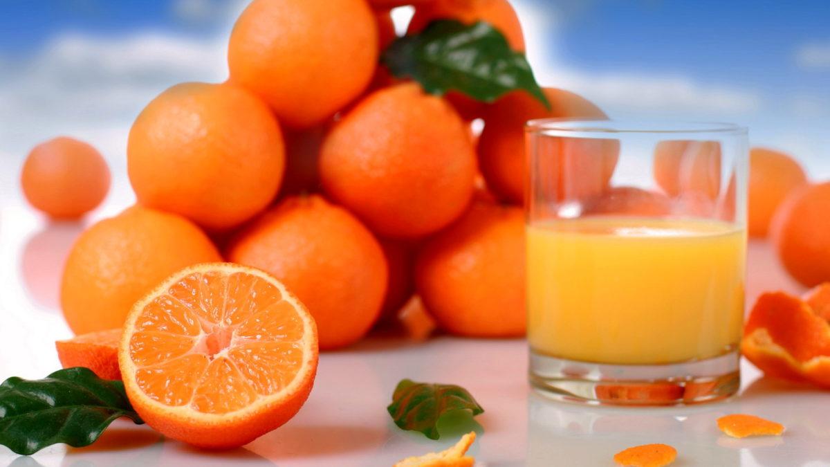 arance e aumento di peso