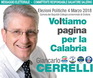 GIANCARLO CERRELLI