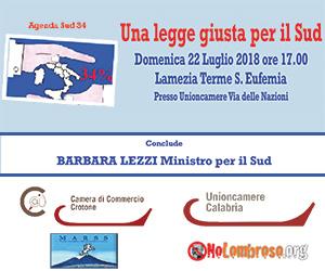 CAMERA DI COMMERCIO 2018