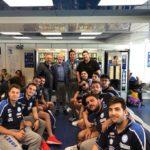La Metal Carpenteria Rari Nantes Auditore al Torneo Internazionale di Bari