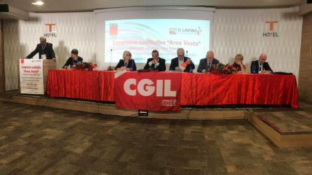 CGIL: È nata l'area vasta Catanzaro – Crotone – Vivo Valentia, alla guida Raffaele Mammoliti