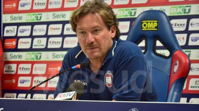 """Crotone – Padova, Stroppa: """"conta solamente vincere"""""""