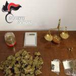 Spacciava hashish e marijuana in un magazzino di sua proprietà, arrestato 54enne