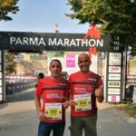 Crotone: Ottimo risultato alla Parma Marathon 2018 per Massimo Speziale e Francesco Petrone