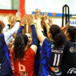 """Volley:  Vittoria in trasferta sul campo del Gioiosa per le """"Sirene"""" di mister Asteriti"""
