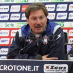 """Crotone- Cittadella, Stroppa: """"Salvarsi sarà una grandissima impresa ma insieme possiamo farcela"""""""