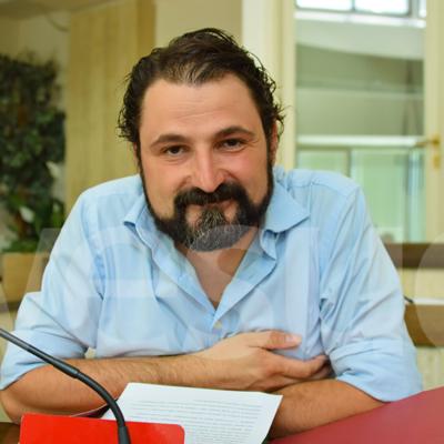 """Andrea Correggia, candidato Sindaco del Movimento 5 Stelle: """"Crotone città dello sport"""""""