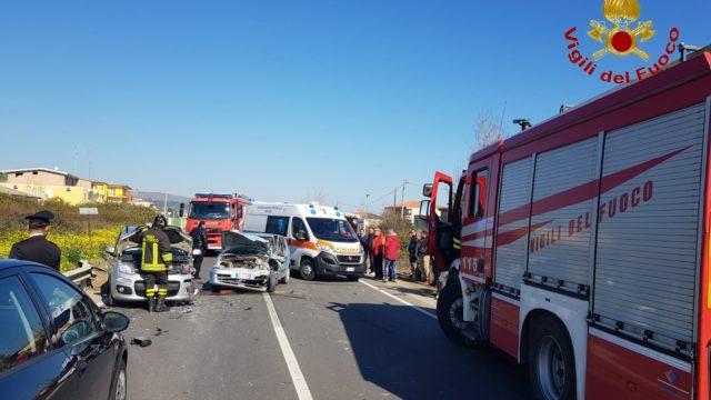 Strongoli (KR): Incidente lungo la SS 106, tre le auto coinvolte
