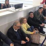 Discarica di Santa Marina: sindaco e consiglieri comunali di  Scandale protestano alla Cittadella