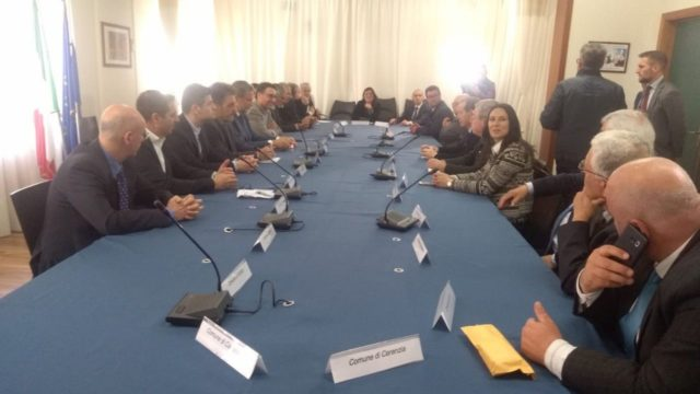 Crotone: salute e  sicurezza nei luoghi di lavoro, siglato un protocollo dai sindaci della provincia