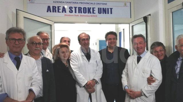 Crotone,  inaugurato al V piano del San Giovanni di Dio il nuovo reparto di Neurologia