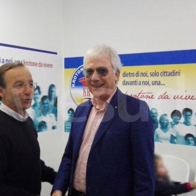 """Si è riunito a Crotone il comitato provinciale di """"Krotone da Vivere"""""""