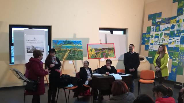 L'arte racconta il paesaggio, interessante mostra allestita dalle associazioni di Strongoli (KR)