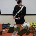 VIDEO   I Carabinieri della Compagnia di Locri scoprono e sequestrano un bunker nel corso di alcune perquisizioni a Platì (RC)