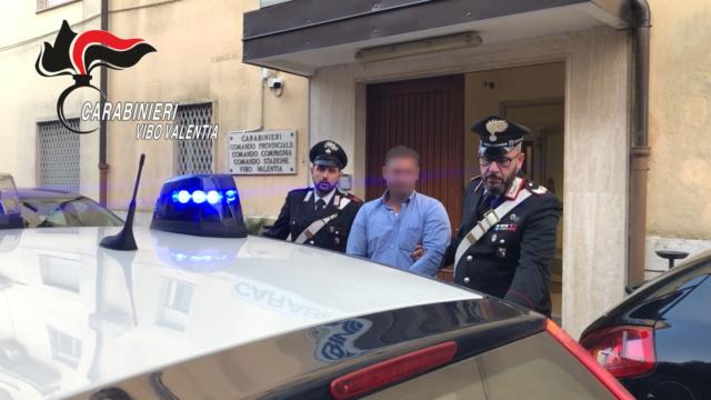 'ndrangheta: in carcere presunti affiliati alla cosca Patania di Stefanaconi (VV)