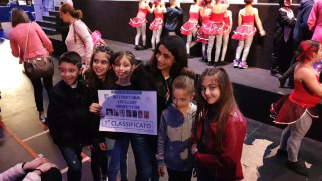 La scuola di danza Odette  di Cutro (KR) conquista i palcoscenici nazionali