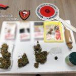 Detenevano marijuana e hashish, denunciati due fratelli di Rosarno (RC)