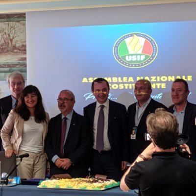 Nasce l'Unione Sindacale Italiana Finanzieri, Gaetano Proietto nominato referente regionale