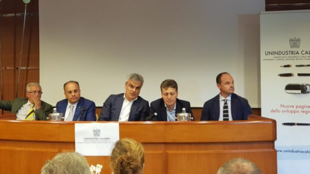 Unindustria Calabria  al lavoro per una visione nuova della Regione