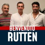 Crotone, primo colpo di mercato: arriva il terzino olandese Rutten