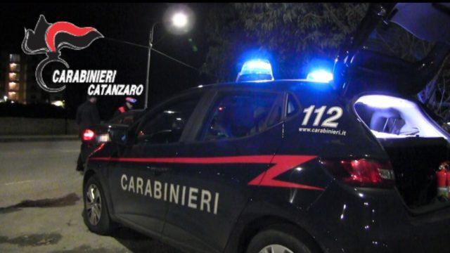 Viola la sorveglianza speciale, 26enne arrestato dai Carabinieri di Catanzaro