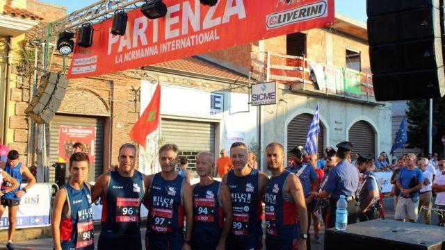 Ottimi tempi per gli atleti della Milonrunners all'VIII edizione della Normanna a Mileto (VV)