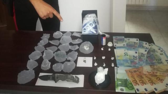 Sorpreso con lo stupefacente sul lungomare di Soverato: 38enne catanzarese arrestato dai Carabinieri