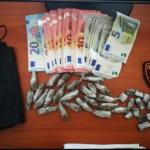Nascondeva 24 dosi di marijuana nella biancheria intima, arrestato 19enne nel cosentino