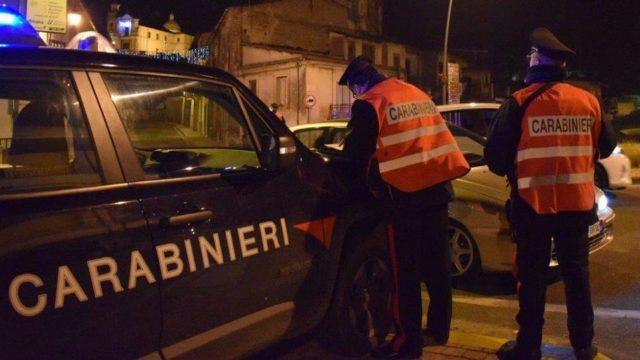 Controllo a tappeto dei Carabinieri nel reggino, 3 arresti e 6 denunce