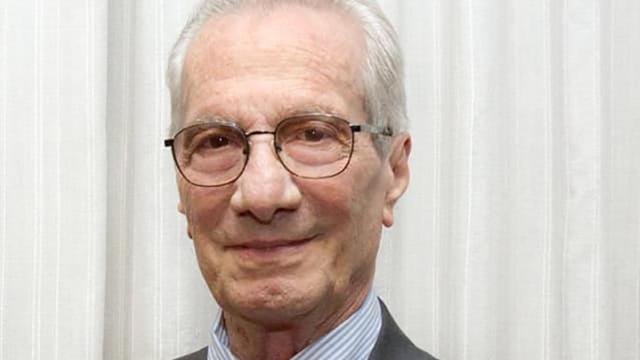 Il mondo dell'editoria è in lutto, è morto  Giovanni Morgante, presidente della Società editrice del quotidiano Gazzetta del Sud