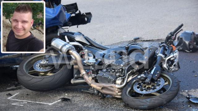 Crotone, giovane perde la vita in un incidente in località Passovecchio