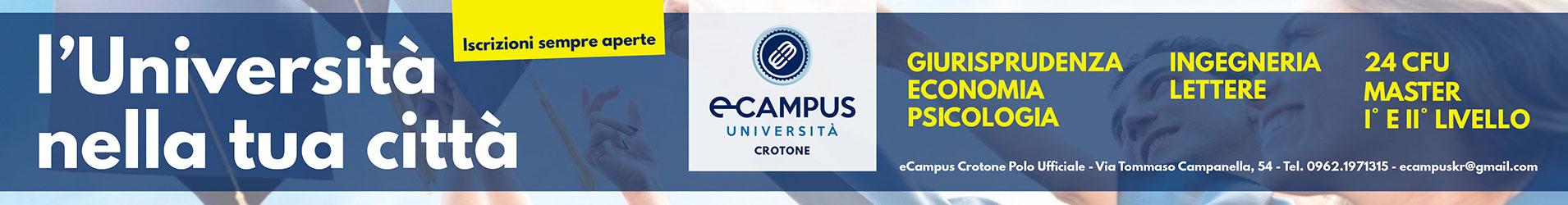 E-CAMPUS INTERNA ARTICOLI