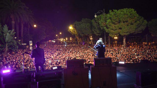 Oltre trentamila persone sul lungomare di Reggio Calabria per Carmen Consoli
