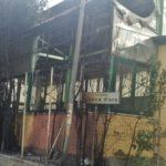Crotone, danneggiato da un incendio l'impianto bocciofilo di Papanice