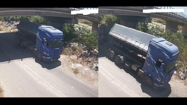 Cirò Marina (KR): scaricavano rifiuti non autorizzati in discariche abusive sul territorio crotonese, tre denunce della DIGOS