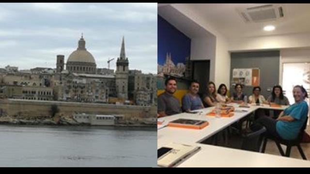 Erasmus, una settimana a Malta per tre docenti dell'IIS Pertini – Santoni di Crotone