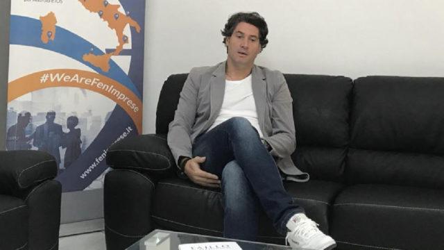 """Crotone, Gianluca Facente è il nuovo """"Presidente alla Cultura"""" di FenImprese Crotone"""