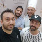 Per il terzo anno consecutivo il team crotonese di Fotovideolab al Campionato mondiale di pasticceria
