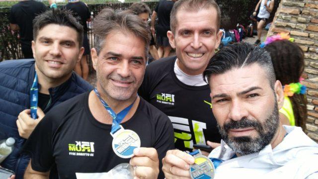 Crotone, intenso fine settimana per gli atleti della Milonrunners