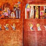 "Monsignor Luigi Renzo,  giovedì 24 ottobre presenta la sua opera editoriale dedicata al ""Codex Purpureus Rossanensis"""
