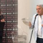 VIDEO | D'oro è l'autunno, evento glamour di jazz, poesia e gusto allo show room di Gerardo Sacco