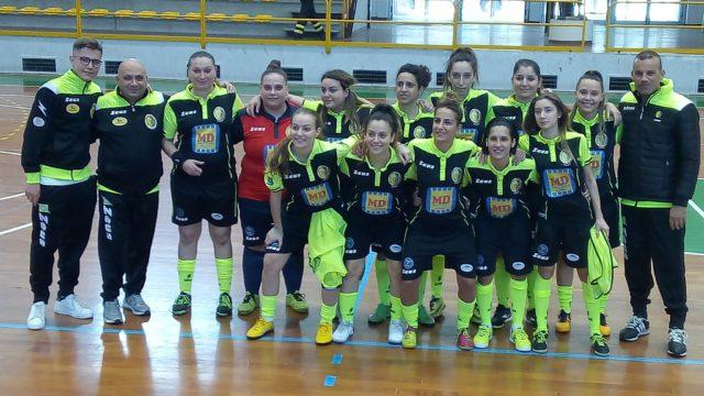 Crotone, le ragazze della Futsal Kroton passano il turno di Coppa Italia fase regionale