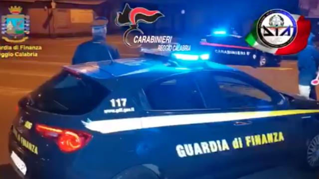 'ndrangheta: sequestrati beni per 200 milioni di euro a 4 imprenditori già arrestati 2018