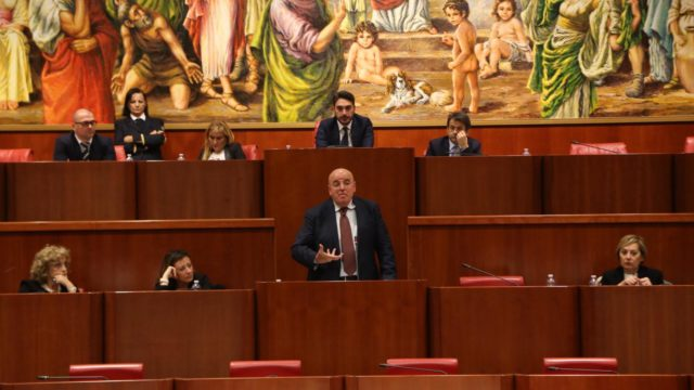Regione: chiusa ultima seduta legislatura Consiglio Calabria