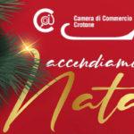 VIDEO | La Camera di Commercio accende il Natale e regala il Capodanno ai crotonesi