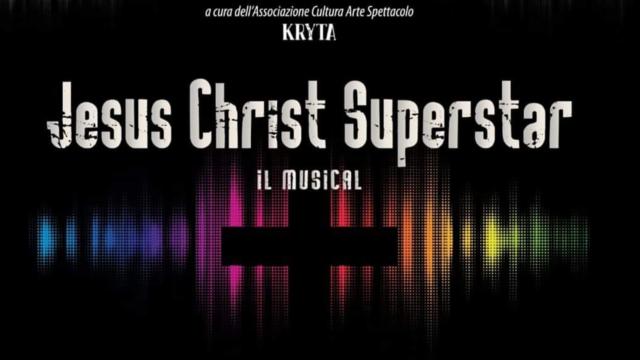 """Il musical """"Jesus Christ Superstar"""" in scena all'Apollo per l'Unicef il 12 dicembre 2019"""