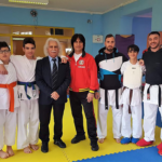Crotone, il karate crotonese inizia l'attività del 2020 con il I° raduno del Centro Tecnico regionale